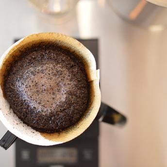 コーヒーのおいしい淹れ方