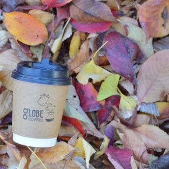 紅葉狩りとコーヒー
