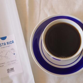 チョコレートとコスタリカコーヒー