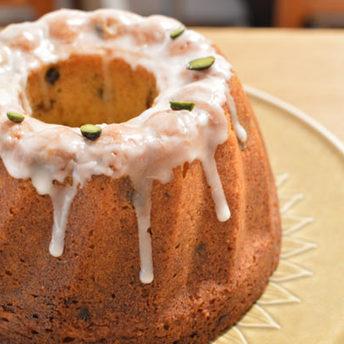 クリスマスウィークの特別ケーキ
