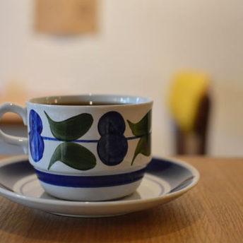 4. コーヒーノキ(ティピカ)とオランダ