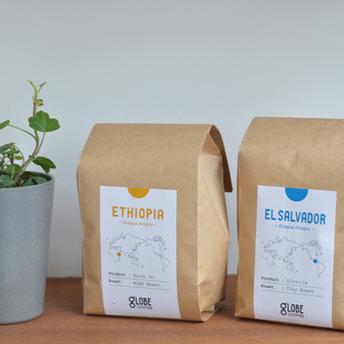 コーヒー豆販売のお知らせ:エチオピア フンダ・オリ 《ハイロースト》/エルサルバドル シベリア農園《シティロースト》