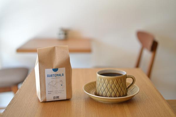 コーヒー豆発売のお知らせ:グアテマラ サンタカタリーナ農園《シティロースト》