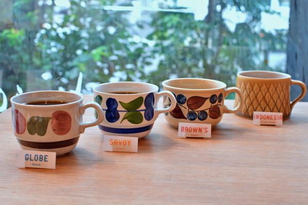 [オンラインストア限定]コーヒー豆お試しセットを発売しました