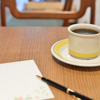 カフェスペース営業再開のお知らせ